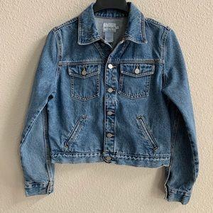 Vintage Calvin Klein Jeans Slim Fitted Jacket 90s